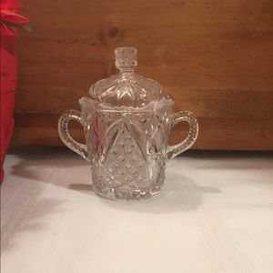 ABP Double Handle Sugar Bowl with Lid